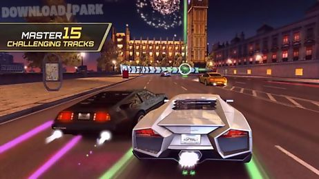asphalt 7 heat full