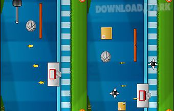 Basketball puzzle adventure gold