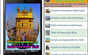 Best gurudwaras in india you mus..