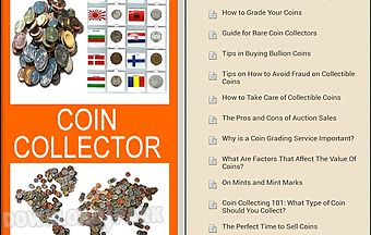 Coin collector mastery