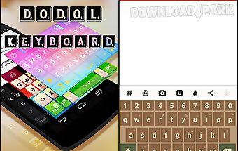 Dodol keyboard