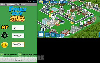 Family guy quest for stuff cheat..