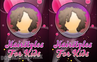 Hairstyles for kids free