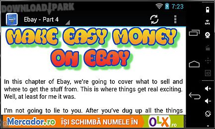 make easy money on ebay