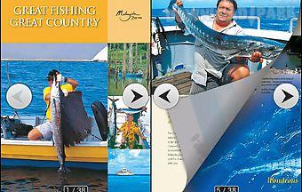 Malaysia great fishing country