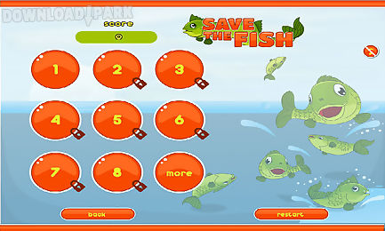 new save the fish