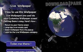 Planet earth live 3d wallpaper