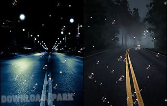 Road night hd
