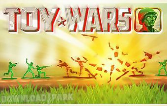 Toy wars story of heroes