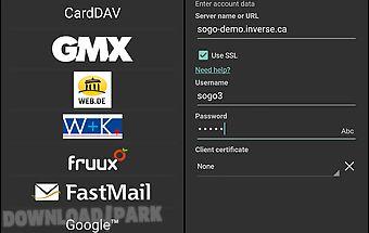 Carddav-sync free