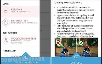 Driving test (free)