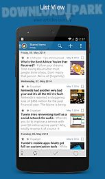news+ | google news rss reader