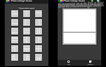 Photo collage studio free
