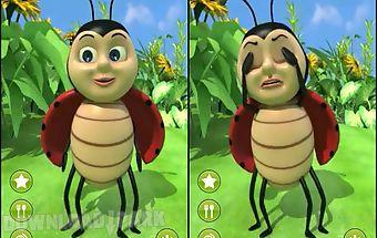 Talking ladybug