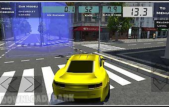 3d car sim