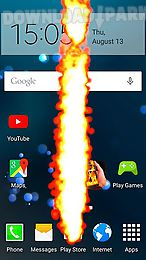 fire phone screen