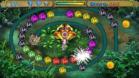 forsaken legend: lost temple treasure