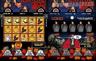 Halloween slot machines