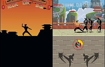 Kick or die: karate ninja
