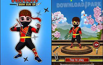 Ninja blades: brim run 3d