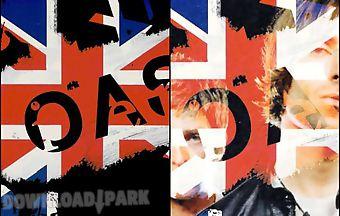 Oasis live wallpaper