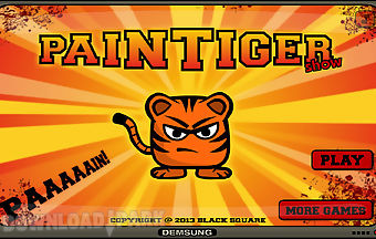 Pain tiger