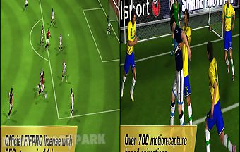 Real football 2012 game