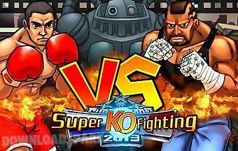 Super ko fighting