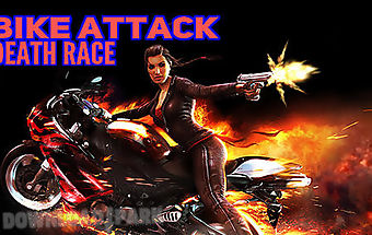 Bike attack: death race