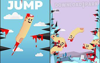 Bloody finger: jump