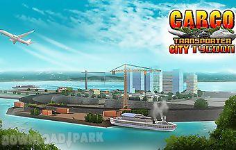 Cargo transporter city tycoon