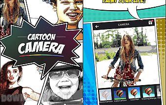 Cartoon camera app