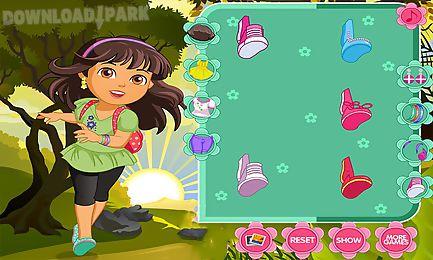 Kostenlose Dora Spiele