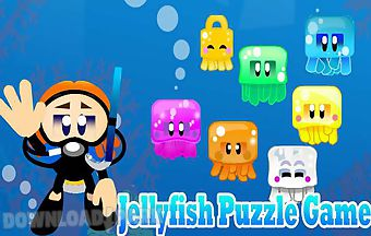 Jellyfish puzzle game - guide ba..