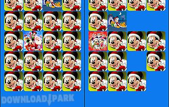 Mickey mouse memory game free