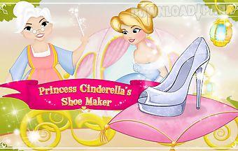 Princess cinderella's shoe..