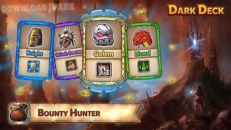 dark deck: dragon card ccg