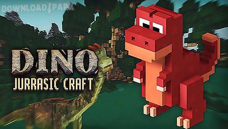 dino jurassic craft: evolution
