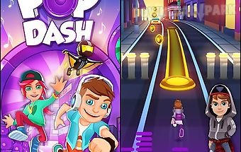 Pop dash: music runner