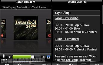 Istanbul34 fm