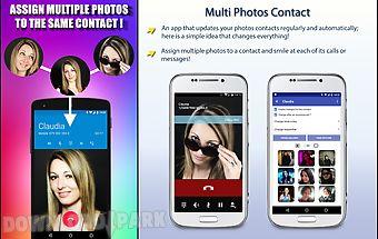 Multi photos contact hd