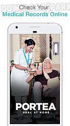 portea-heal at home-health app