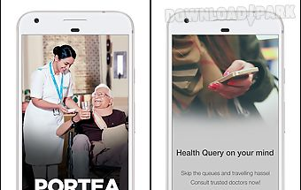 Portea-heal at home-health app