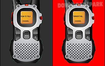 Simple walkie talkie