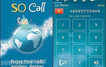 Socall free international call