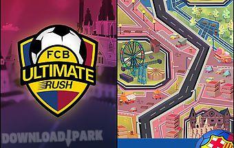 Fc barcelona: ultimate rush