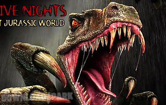 Five nights at jurassic world