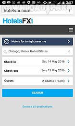 hotel reservations booking app