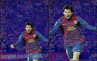 Lionel messi live wallpaper