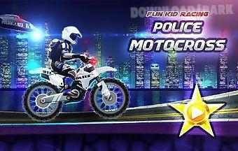Motocross: police jailbreak